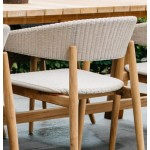 Mona outdoor dining chair - Sofas & Chairs