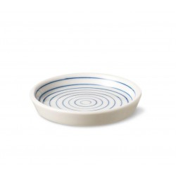 Plate Mini Stripe