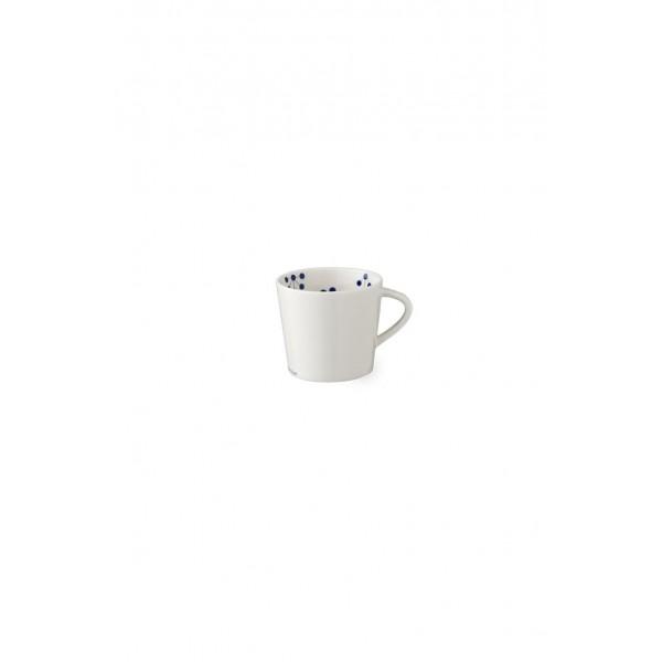 Small Ceramic Mug with Handle