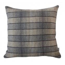 Groove Grey Cushion