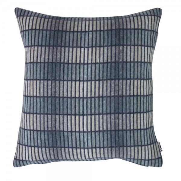 Groove Teal Cushion