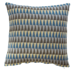 Prism Turquoise Cushion