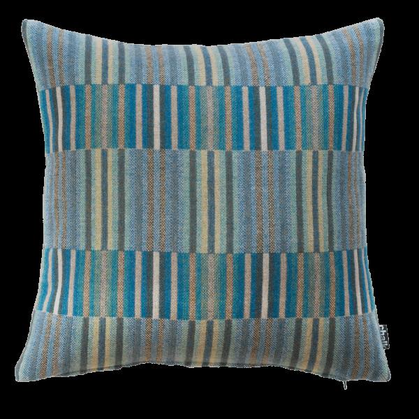 Reeds Turquoise Cushion
