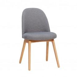 Adam Dark Grey Chair