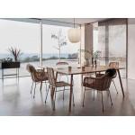 Modern Furniture Alva Rattan Chair