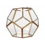 Lantern Brass Hurricane Lamp