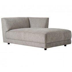 Modular Sofa - Harper Grey - Right Chaise