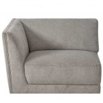 Modular Sofa - Left Arm Piece - Harper Grey