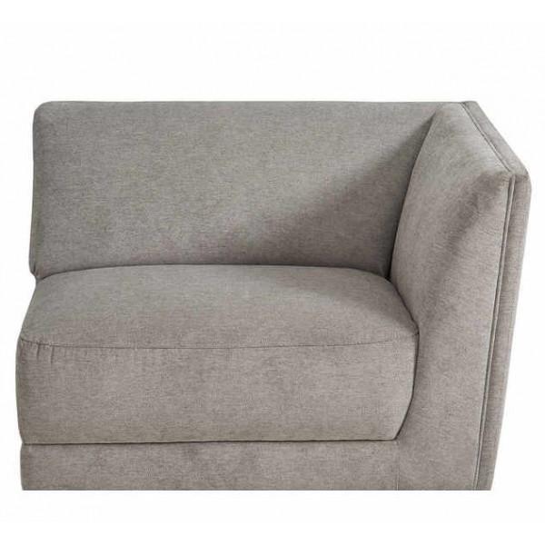 Modular Sofa - Right Arm Piece - Harper Grey