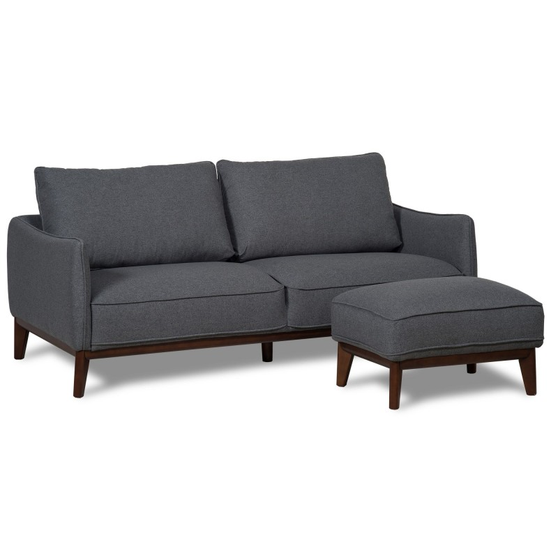 Scandinavian Furniture Scandi Kendall 2 Seater Sofa