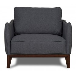 Kendall Armchair dark Grey