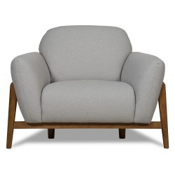 Milo Armchair Light Grey