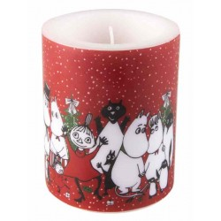MOOMIN WINTER MAGIC CANDLE