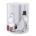 MOOMIN WINTER TRIP CANDLE 60h - Christmas