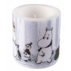 MOOMIN WINTER TRIP CANDLE 30h