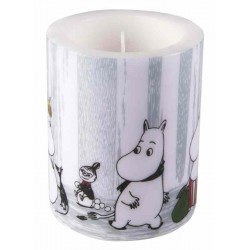 MOOMIN WINTER TRIP CANDLE 60h