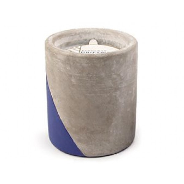 Paddywax Urban 12oz Candle - Driftwood & Indigo Scented Candles