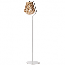 PILKE 28 FLOOR LAMP BIRCH