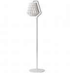 PILKE 28 FLOOR LAMP WHITE Scandi Style