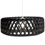 PILKE 80 PENDANT BLACK - Pendant Light