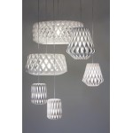 PILKE 36 PENDANT WHITE - Scandinavian Lighting