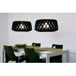 PILKE 60 PENDANT BLACK - Pendant Lighting