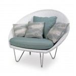 GIGI LOUNGE CHAIR Lloyd Loom