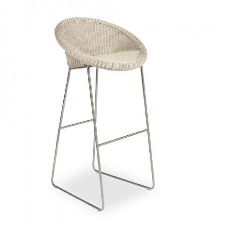 Lloyd Loom Vincent Sheppard Joe Bar Stool