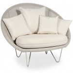 GIPSY LOUNGE CHAIR Lloyd Loom