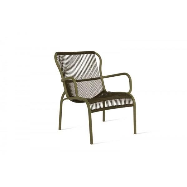 LOOP LOUNGE CHAIR ROPE Garden Furniture