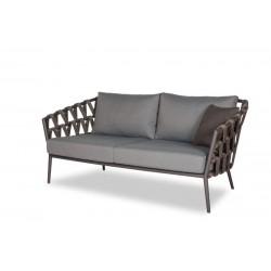 Leo Garden Sofa 2 Seater