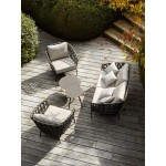 Leo Side Table D45 - Scandinavian Garden Table