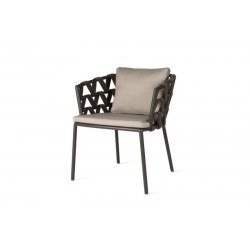 Leo Outdoor Dining Chair