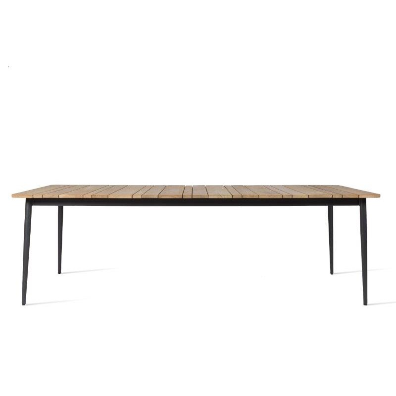Teak Garden Furniture Scandinavian Dining Table