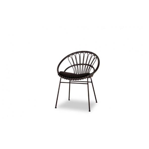 ROXANNE DINING CHAIR Scandinavian Outdoor Dining Chair