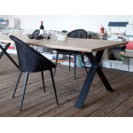 Scandinavian Dining Table Albert