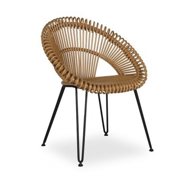 Curly Chair Scandinavian Style