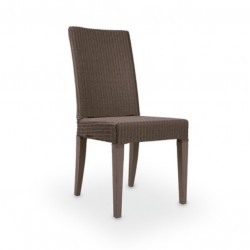Edward High Back Dining Chair
