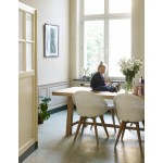 Jack Oak chair - Lloyd Loom Dining Chairs
