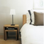 Ping Pong night table set - Lloyd Loom Bedside Tables